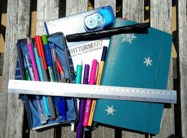 Pens Planning Planner